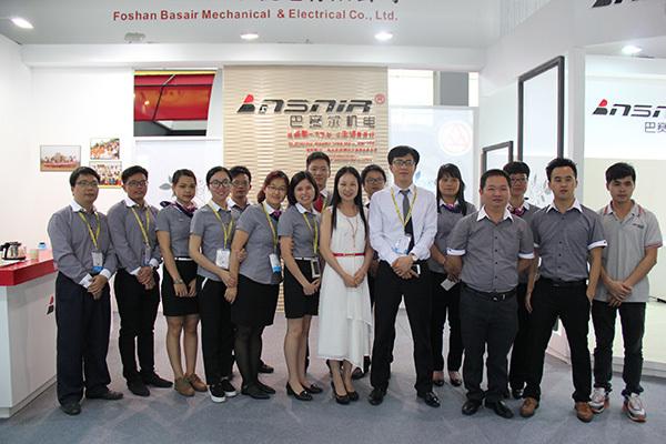 2016Guangzhou Ceramics Industry Fair Staff