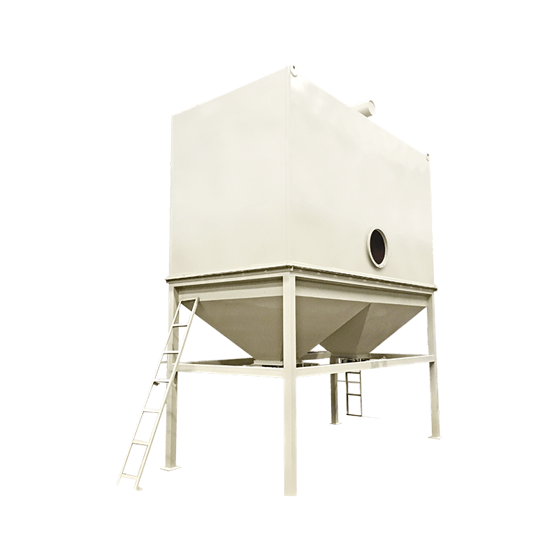 Ceramic tile industrial dust collector